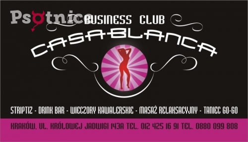 BUSINESS CLUB CASABLANCA 1